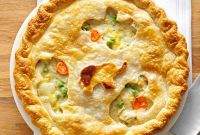 Chicken Pot Pie Recipe Luxury Chicken Pot Pie Recipe