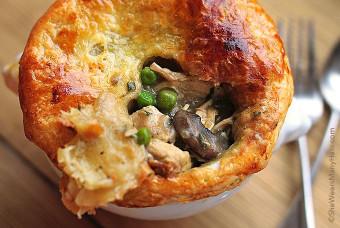 Chicken Pot Pie Recipe  Chicken Pot Pie