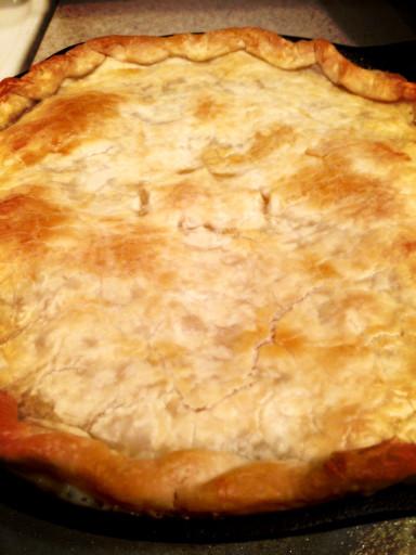 Chicken Pot Pie Recipe  Super Easy Chicken Pot Pie