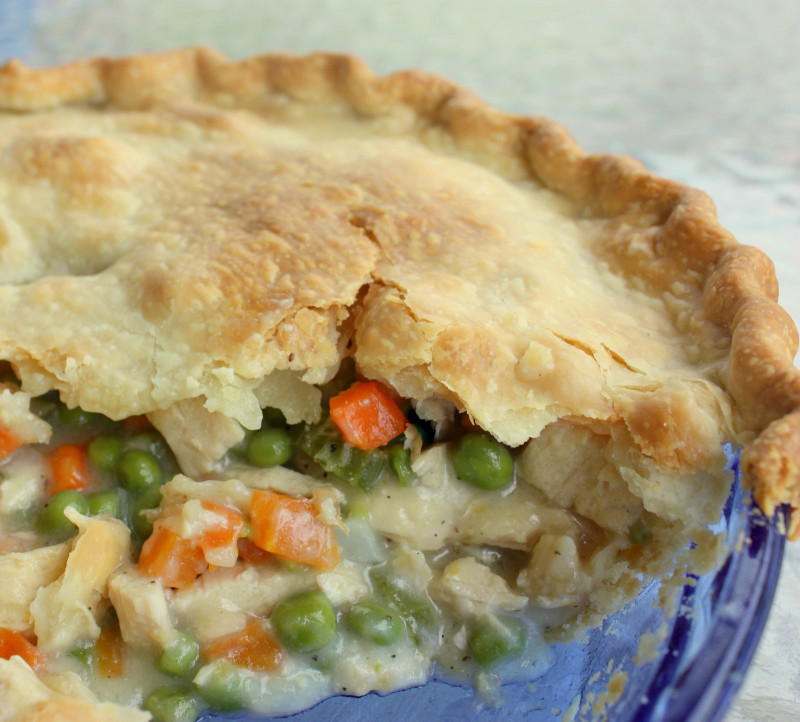 Chicken Pot Pie Unique Chicken Pot Pie the Girl who ate Everything