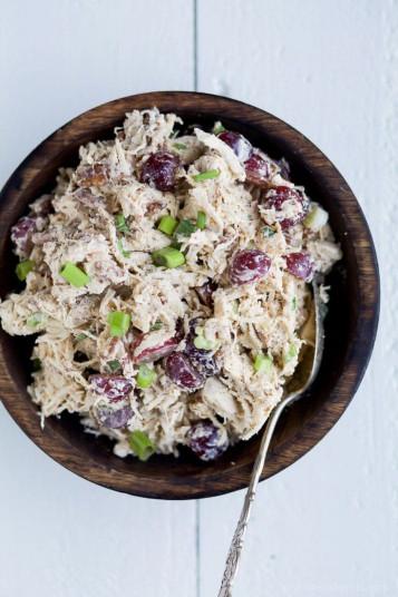 Chicken Salad Recipe  Light & Easy Chicken Salad Recipe