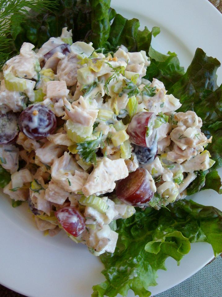 Chicken Salad Recipe  Good Dinner Mom