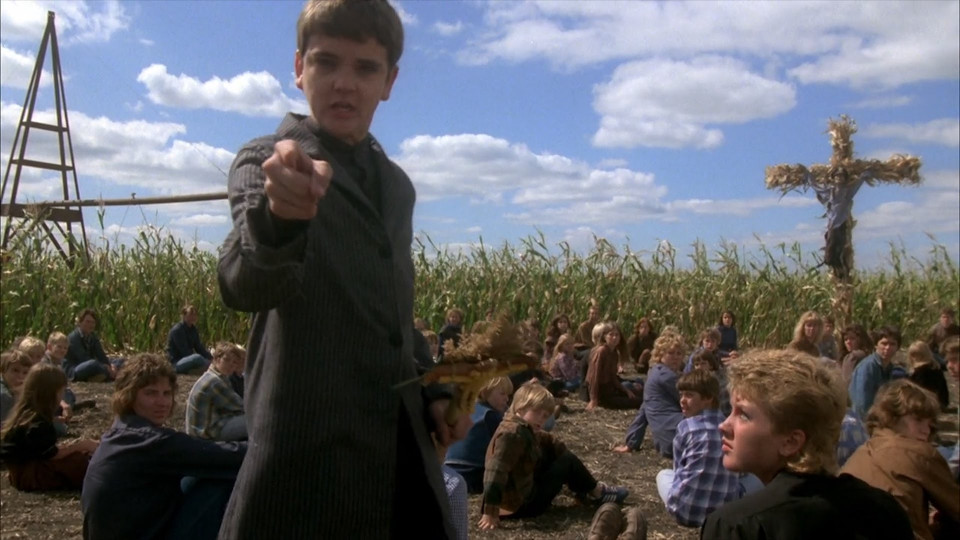 Children Of The Corn  Star Says Children of the Corn Runaway ing in Early