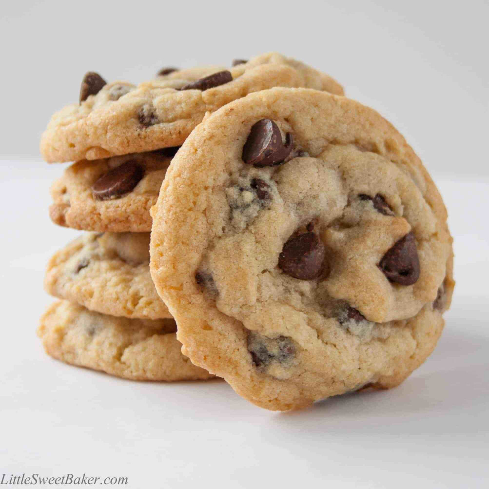 Chocolate Chip Cookies  Best Chocolate Chip Cookies Little Sweet Baker
