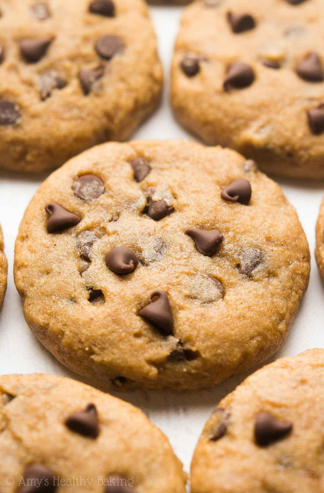 Chocolate Chip Cookies Inspirational Healthy Banana Chocolate Chip Cookies Recipe Video