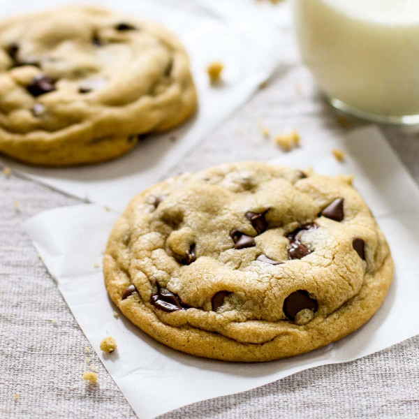 Chocolate Chip Cookies  The Best Soft Chocolate Chip Cookies Recipe Pinch of Yum