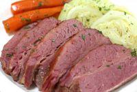 Corned Beef and Cabbage Elegant Emmett Mccourt Corned Beef and Cabbage