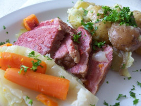 Corned Beef And Cabbage  N Y C Corned Beef And Cabbage Recipe Genius Kitchen