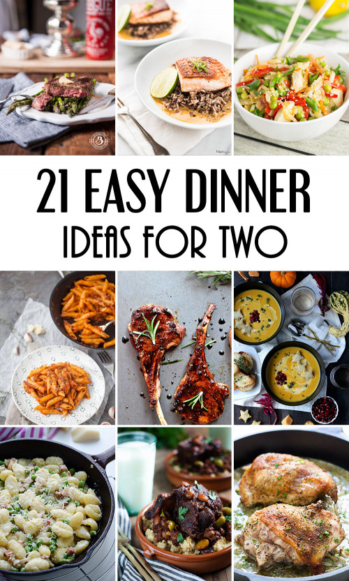Easy Dinner Ideas  21 Easy Dinner Ideas For Two That Will Impress Your Loved e