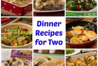 Easy Dinner Recipes New 64 Easy Dinner Recipes for Two