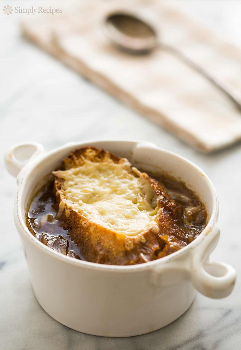 French Onion soup Inspirational French Ion soup Recipe