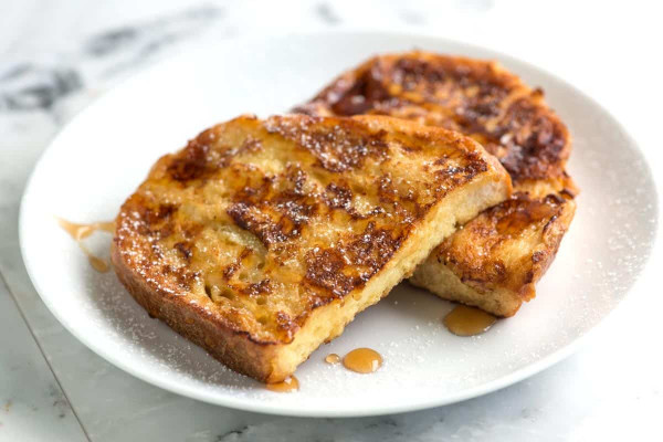 French Toast Recipe  30 Minute Easy French Toast Recipe
