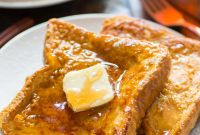 French toast Recipe Lovely Pumpkin French toast