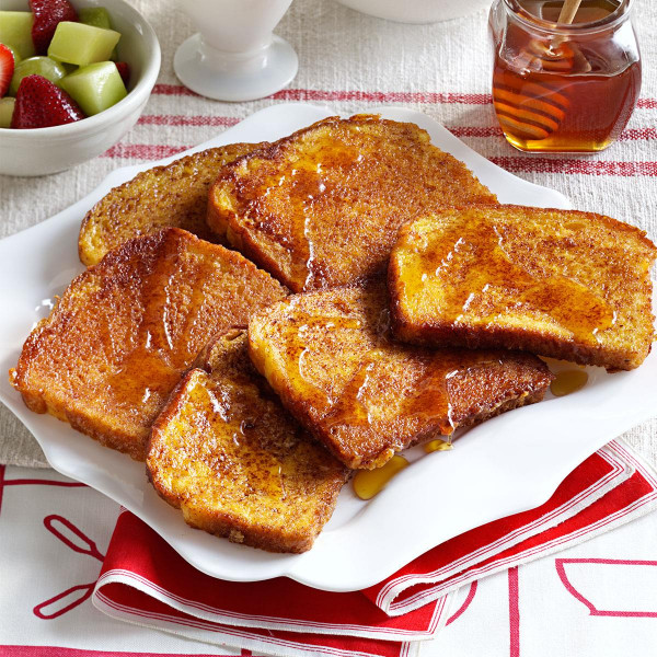 French Toast Recipe  Orange Cinnamon French Toast Recipe