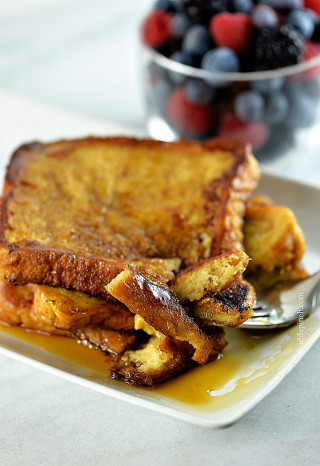 French Toast Recipe  Perfect French Toast Recipe Add a Pinch