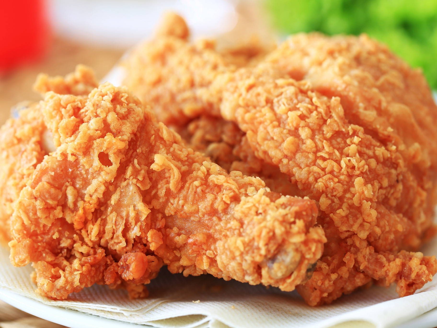 Fried Chicken Recipe  Fried Chicken Recipe — Dishmaps