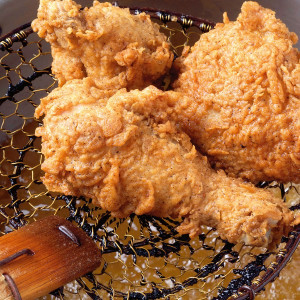 Fried Chicken Recipe  Rosemary Brined Buttermilk Fried Chicken recipe