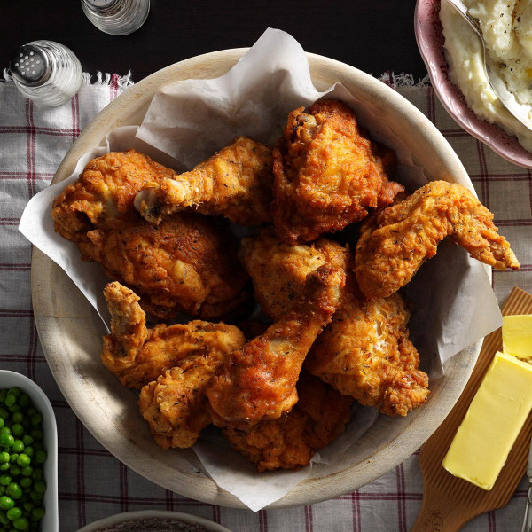 Fried Chicken Recipe  Best Ever Fried Chicken Recipe