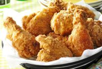 Fried Chicken Recipe Fresh Crispy Fried Chicken Recipe