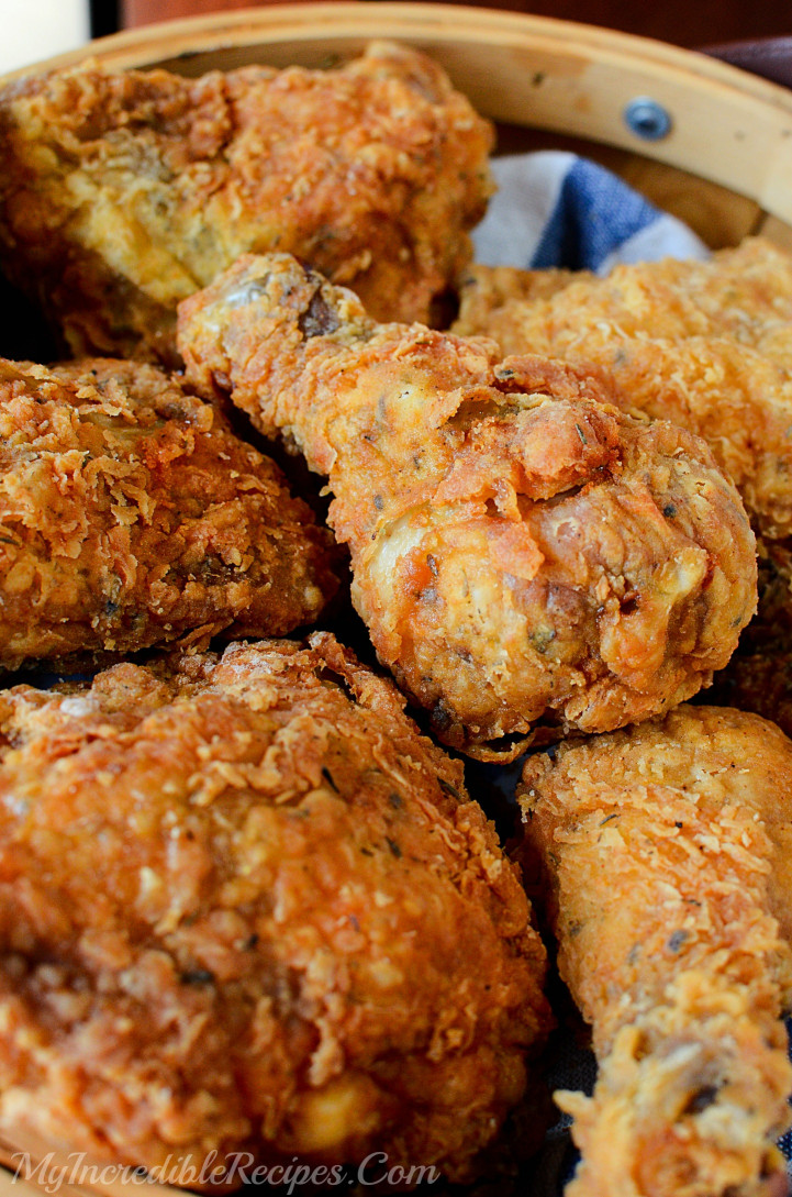Fried Chicken Recipe  Southern KFC SECRET Fried Chicken Recipe