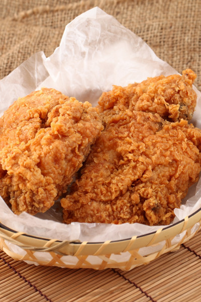 Fried Chicken Recipe  Crispy Fried Chicken