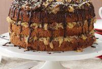 German Chocolate Cake Awesome German Chocolate Cake Recipe