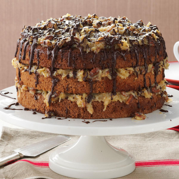 German Chocolate Cake  German Chocolate Cake Recipe