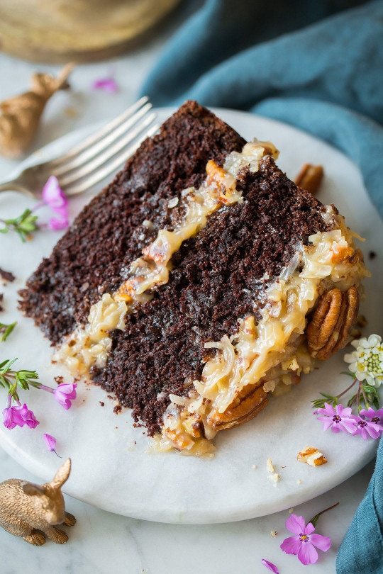 German Chocolate Cake  German Chocolate Cake The BEST  Cooking Classy