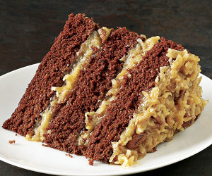 German Chocolate Cake  German Chocolate Cake Recipe FineCooking