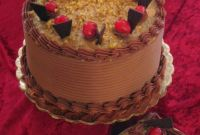 German Chocolate Cake New German Chocolate Cake