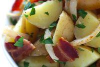 German Potato Salad Elegant German Potato Salad
