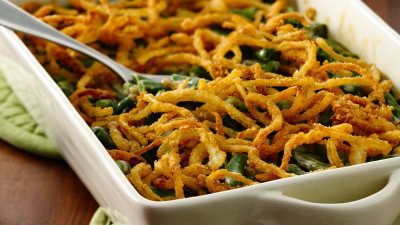 Green Bean Casserole Recipe  French ion Green Bean Casserole Recipe for Christmas