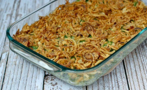 Green Bean Casserole Recipe  Green Bean Casserole Recipe with no canned soup Rachel