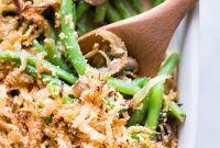 Green Bean Casserole Recipe Elegant Healthy Green Bean Casserole