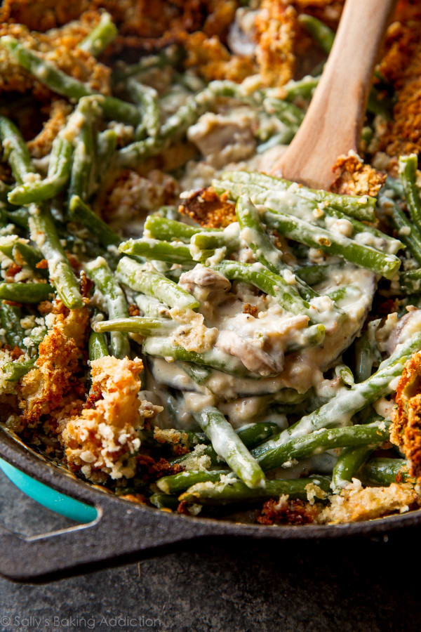 Green Bean Casserole Recipe  recipes green bean casserole