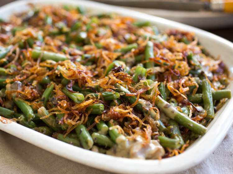 Green Bean Casserole Recipe Fresh the Ultimate Homemade Green Bean Casserole Recipe