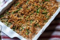 Green Bean Casserole Recipe Lovely 10 Recipes to Wow Your Family with at Thanksgiving Dinner
