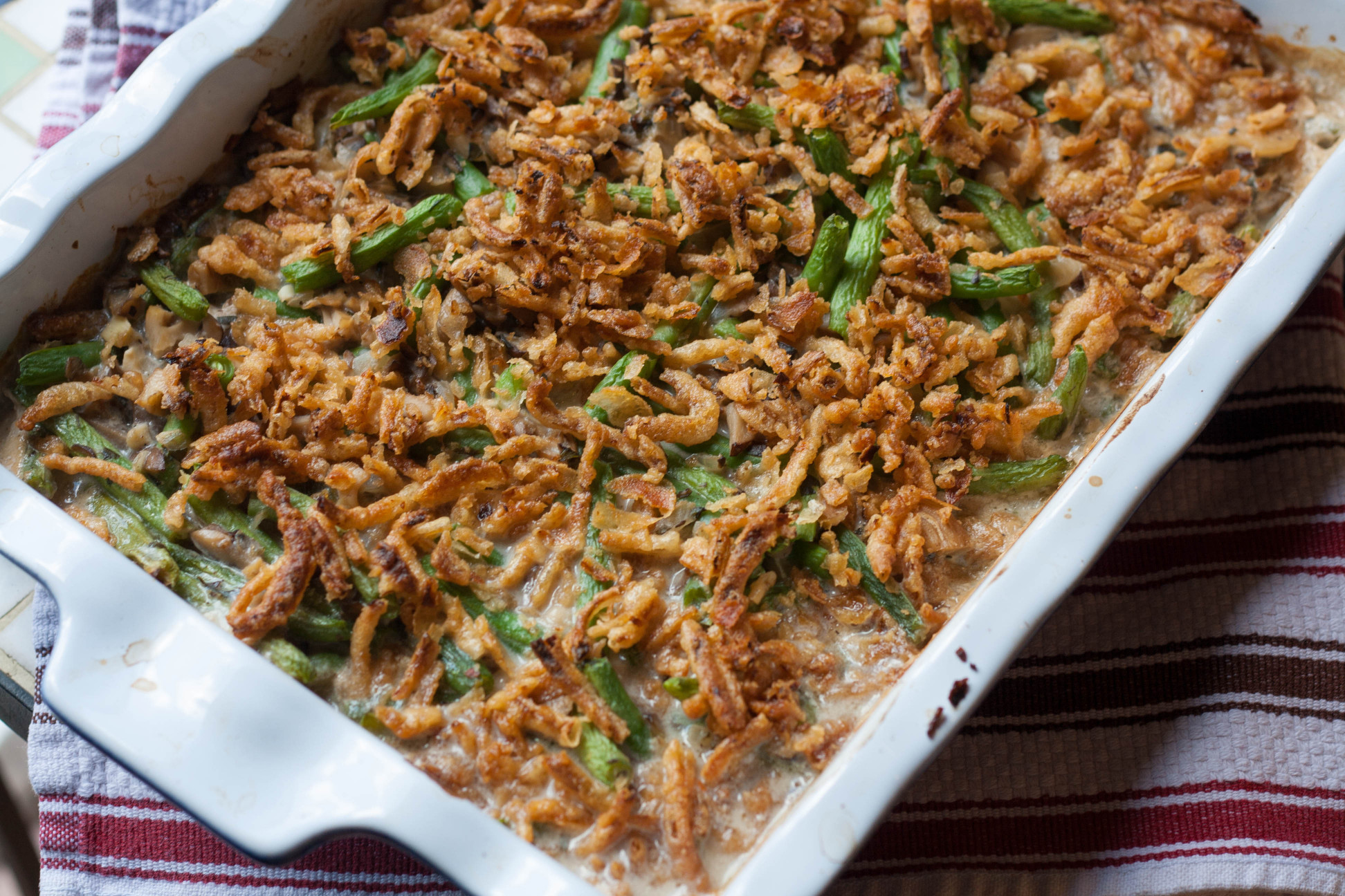 Green Bean Casserole Recipe  10 Recipes To Wow Your Family With At Thanksgiving Dinner