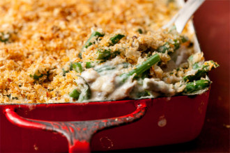 Green Bean Casserole Recipe  Green Bean Casserole Recipe Chowhound