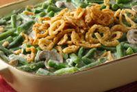Green Bean Casserole Recipe New Best Green Bean Casserole Recipe From Betty Crocker