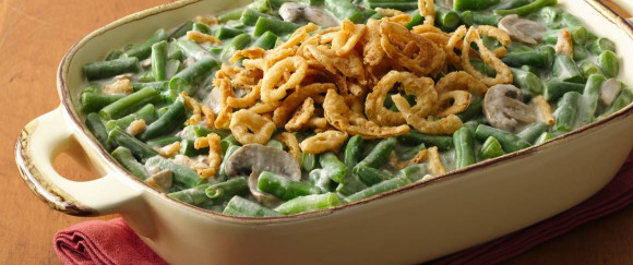 Green Bean Casserole Recipe  Best Green Bean Casserole recipe from Betty Crocker
