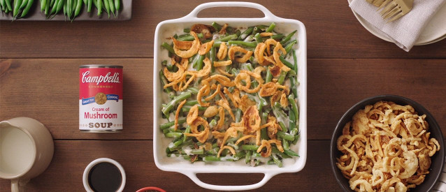 Green Bean Casserole Recipe  Classic Green Bean Casserole Recipe