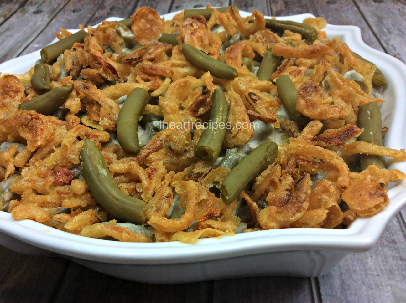 Green Bean Casserole Recipe  Green Bean Casserole