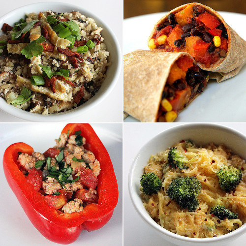 Healthy Dinner Ideas  Healthy Dinner Recipes