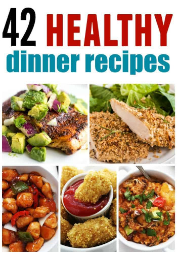 Healthy Dinner Ideas  Healthy Dinner Roundup