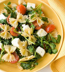 Healthy Dinner Ideas  Easy Healthy Pasta Recipes from FITNESS Magazine