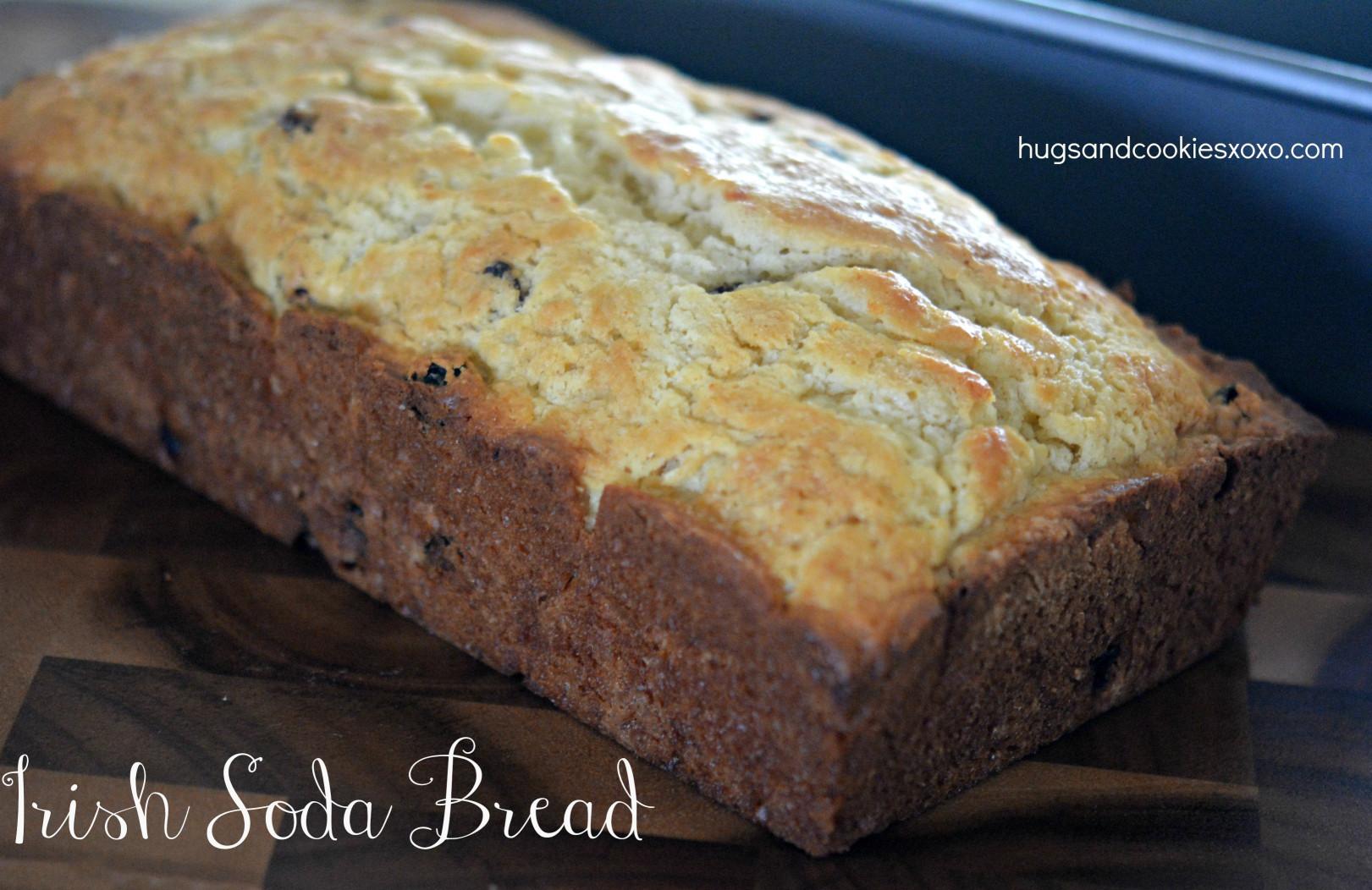 Irish Soda Bread  The Perfect Loaf of Irish Soda Bread Hugs and Cookies XOXO