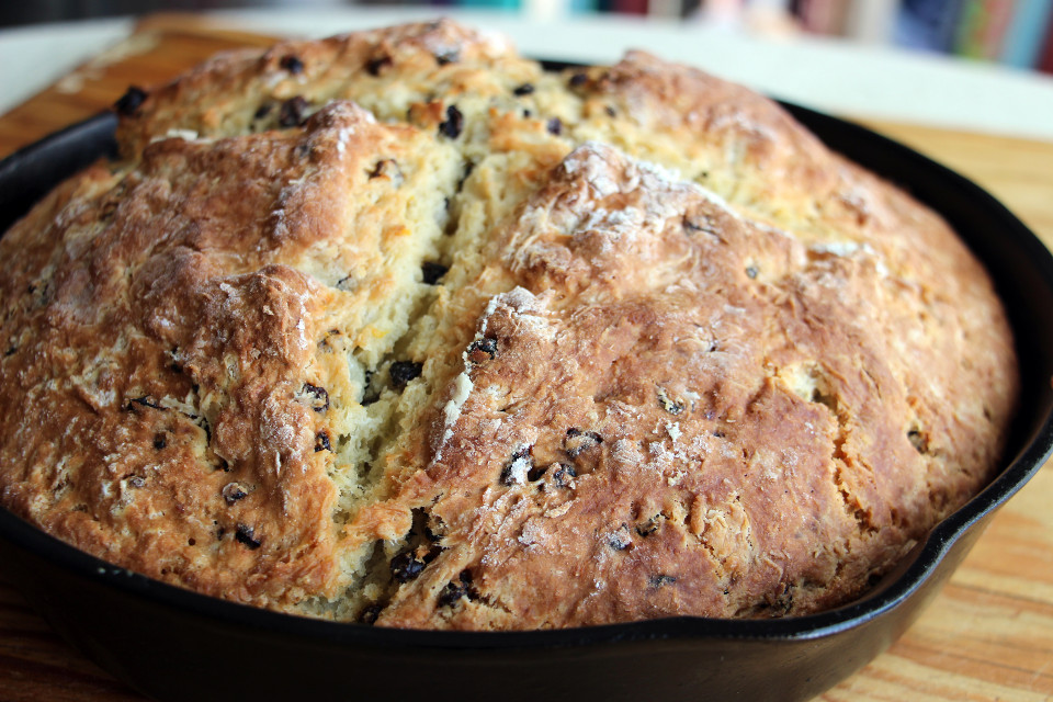 Irish Soda Bread  Easy to Make for St Patrick's Day Irish Soda Bread with