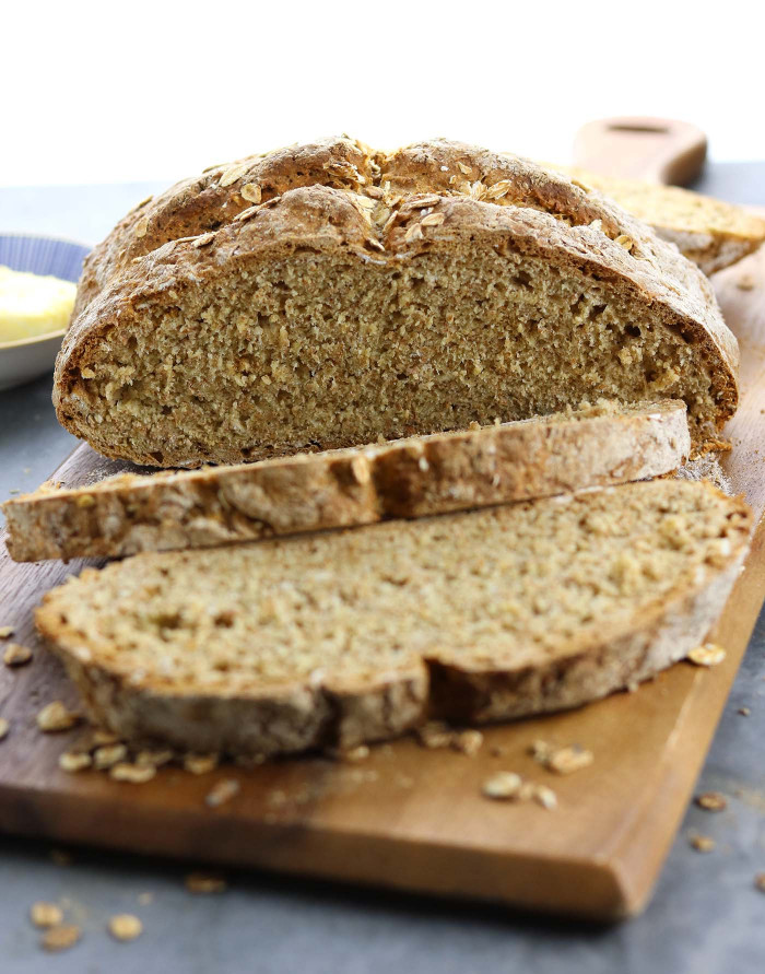 Irish Soda Bread  Traditional Irish Soda Bread The Last Food Blog