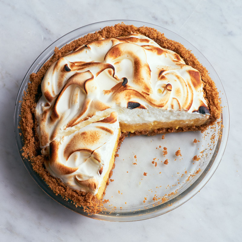 Lemon Meringue Pie  Lemon Meringue Pie Recipe Thomas Boemer Tess Bouska
